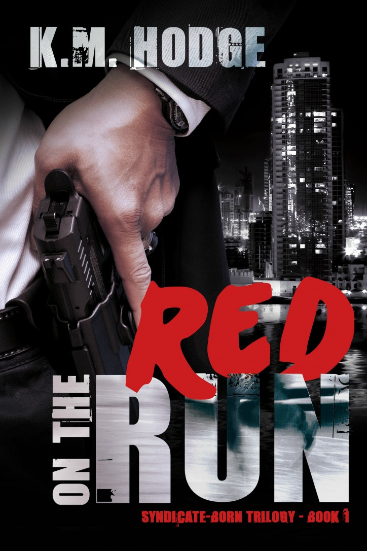 Red on the Run Book Cover